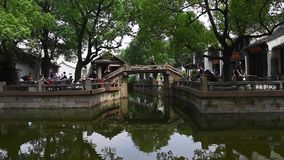 Huishan Antyczny miasteczko, Wuxi, Jiangsu zdjęcie wideo