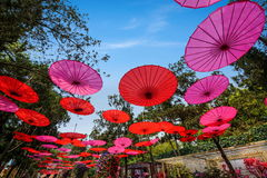 Huishan-Tempel, Huishan, Wuxi, Jiangsu, China Lizenzfreies Stockfoto