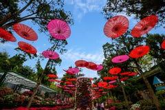 Huishan tempel, Huishan, Wuxi, Jiangsu, Kina Fotografering för Bildbyråer