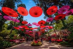 Huishan Temple, Huishan, Wuxi, Jiangsu, China Stock Images