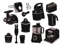 Huishoudapparaten Royalty-vrije Stock Afbeeldingen