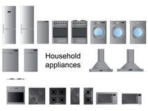 Huishoudapparaten Royalty-vrije Stock Afbeelding