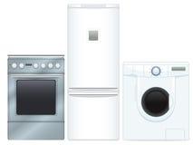 Huishoudapparaten Stock Fotografie