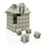 Huishypotheek Royalty-vrije Stock Afbeeldingen