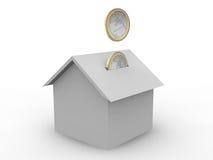 Huiskosten Royalty-vrije Stock Afbeeldingen