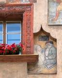 Huisnummer 11 - Pardubice Stock Afbeeldingen
