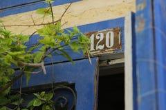Huisnummer Stock Foto's