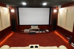 Huistheater Stock Afbeeldingen