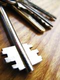 Huisvest sleutels royalty-vrije stock afbeeldingen