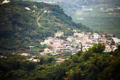 Huisvesten complex van de Gemeente van Taiwan Sandimen Stock Fotografie
