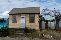 Huisvesting in Barbados stock afbeeldingen