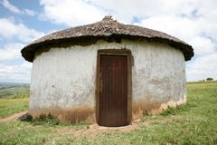 Huisvesting in Zuid-Afrika royalty-vrije stock afbeelding