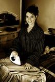 Huisvrouw Royalty-vrije Stock Foto's