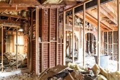 Huiswederopbouw Royalty-vrije Stock Fotografie