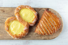 Huit pastry Stock Photography