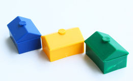 Huizen Stock Foto's