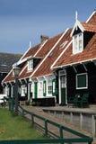 Huizen in Marken Stock Foto's