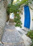 Huizen in Marmaris stock fotografie