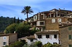 Huizen Spanje Royalty-vrije Stock Foto