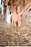 Huizen van Cusco royalty-vrije stock foto's