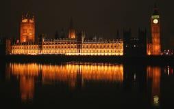 Huizen van het parlement Stock Foto