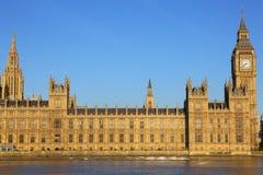 Huizen van het Parlement Royalty-vrije Stock Foto's