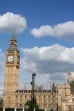 Huizen van het parlement Londen Stock Foto's