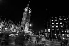 Huizen van het parlement Londen Stock Foto