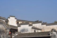 Huizhou ancient dwellings: Chengkan Stock Photography