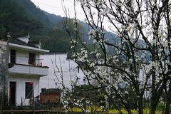 Huizhou architecture stock photo