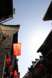 Huizhou architektura, Tradycyjny Chiny Zdjęcia Stock