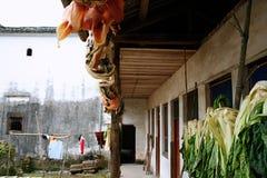 Huizhou arkitektur Fotografering för Bildbyråer