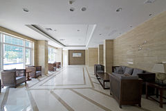 Huizhou Hotel lounge Royalty Free Stock Photography