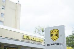 Huk科堡 免版税库存照片