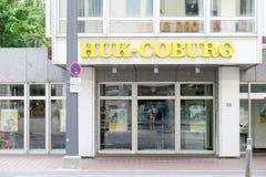 Huk-Coburg Άουγκσμπουργκ Στοκ εικόνα με δικαίωμα ελεύθερης χρήσης