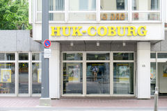 Huk-Coburg Augsburg Royalty Free Stock Image