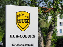 Huk-Coburg Stock Photo