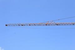 Huk żurawia wierza Obraz Stock