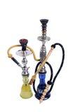Huka des Arabisch zwei Lizenzfreie Stockbilder