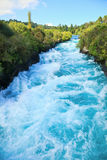 Huka Falls Stock Photos