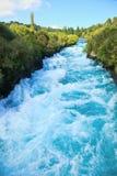 Huka Falls Stock Photos