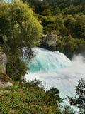 Huka Falls, New Zealand Stock Photography