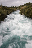 Huka Falls Taupo New Zealand Royalty Free Stock Image