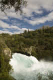 Huka Falls Taupo New Zealand Royalty Free Stock Photo