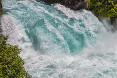 Huka Falls Stock Photography