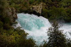 Huka Falls Royalty Free Stock Image