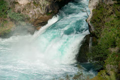 Huka Falls Royalty Free Stock Images