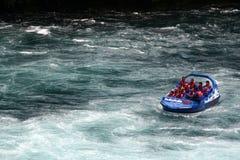 Hukafalls,New Zealand Royalty Free Stock Image