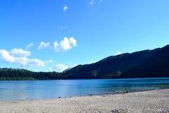 Huke nedgångar - Taupo Arkivfoton