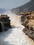 Huko Wasserfall Lizenzfreie Stockfotografie